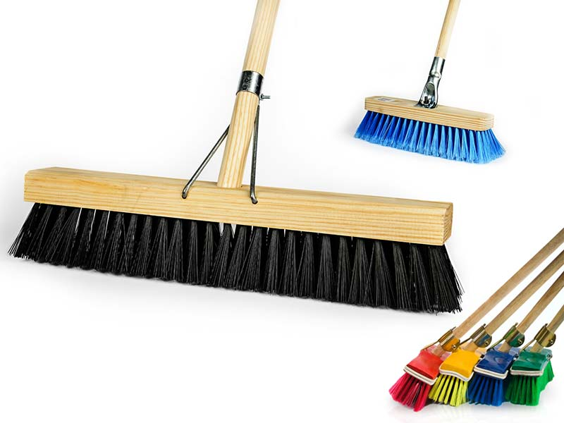 Cleaning - Brooms