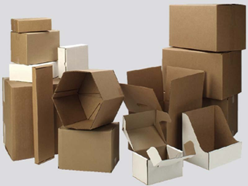 Corrugated Products - Boxes made to spec