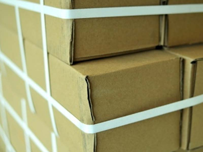 Palletizing Strapping
