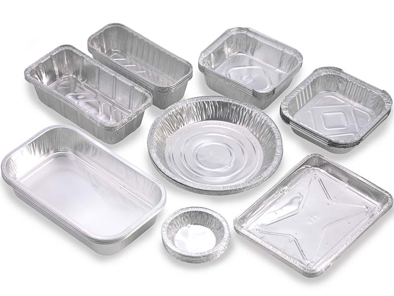 Food Packaging - Foil & Foil Containers