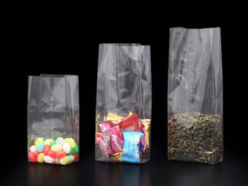 Packaging Special Sized Clear Bags